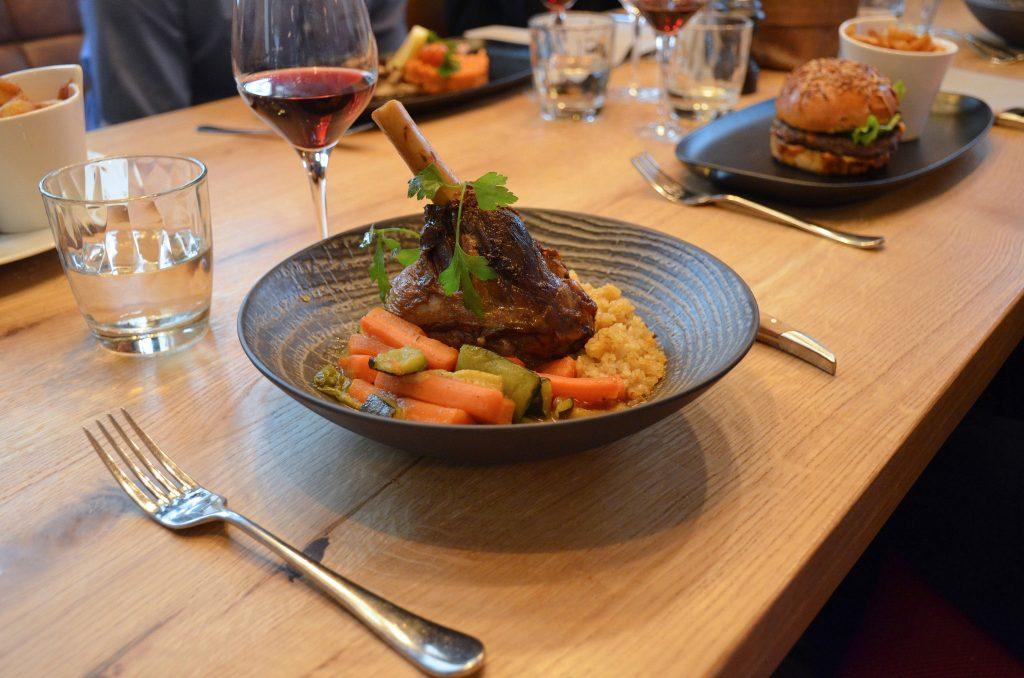 Photo d'un plat du Piccadilly, Bar, brasserie et terrasse à Rennes