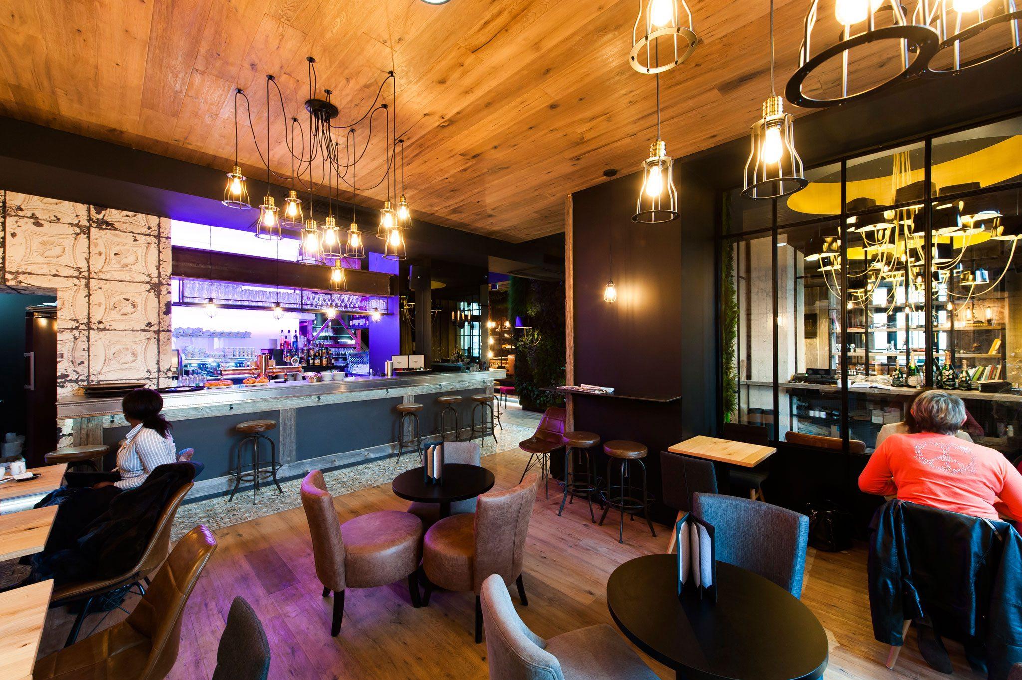 Photo de l'intérieur du Piccadilly, Bar, brasserie et terrasse à Rennes
